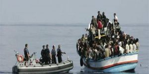 The government ends the training of 150 illegal immigrants on a different character in Egypt